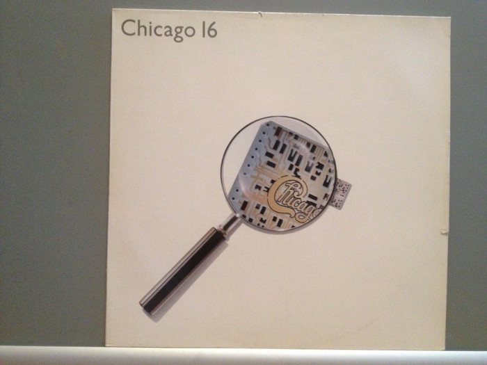 CHICAGO – 16 (1982/WARNER/RFG) - Vinil/Vinyl/Analog/Impecabil (NM+)