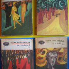 HOPCT IONEL TEODOREANU  / LA MEDELENI -4  VOLUME  1967- 1370  PAGINI