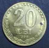 20 lei 1996 4 aUNC
