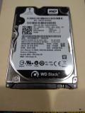 Hard disk hdd laptop 750GB 7200rpm SATA WESTERN DIGITAL Black 2,5 inch TESTAT, Western Digital