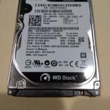 Hard disk hdd laptop 750GB 7200rpm SATA WESTERN DIGITAL Black 2,5 inch TESTAT