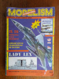 Lot 16 reviste MODELISM ani diferiti / C rev P2