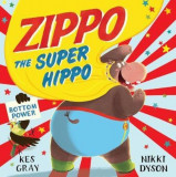 Zippo the Super Hippo, Paperback