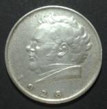 Austria 2 schilling 1928 Argint, Europa