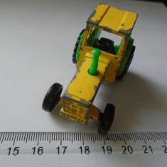bnk jc Majorette 208 - Tractor - 1/65