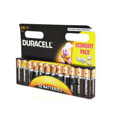 Aproape nou: Baterie alcalina Duracell AA sau R6 cod 81267246 blister cu 12bc