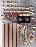 Lot  efecte  militare   ofiter  marina    URSS  - Rusia  (   5   )