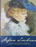 Stefan Luchian -maestrul artei grafice romanesti., Scene gen, Carbune, Fauvism