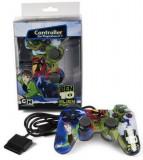 Controller cu fir Ben 10 Alien Force pentru PlayStation 2 PS2 - ID3 60142