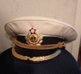 Cascheta     ofiter  marina    URSS  - Rusia