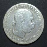 Austria 1 corona 1895 Argint, Europa
