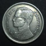 Thailanda 1 baht 1977