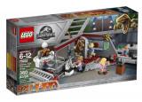 LEGO Jurassic World - Urmarirea Velociraptorului din Jurassic Park 75932