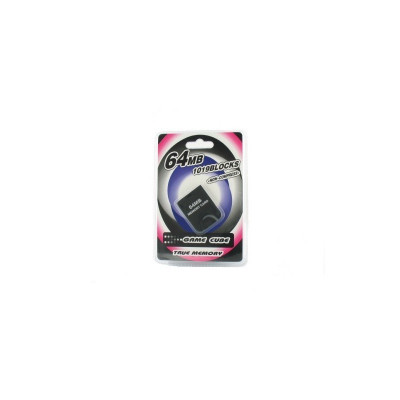 Card Memorie 64 MB pentru Gamecube si Nintendo Wii foto