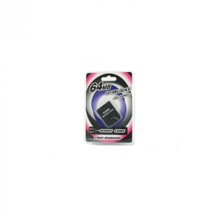 Card Memorie 64 MB pentru Gamecube si Nintendo Wii