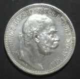 Ungaria 1 korona 1915 Argint, Europa