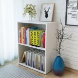 Raft pentru cărți din PAL 60 x 31 x 78 cm, alb