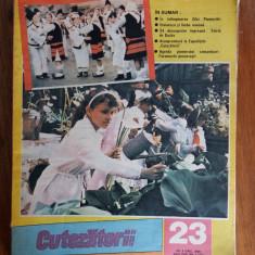 Lot 24 reviste Cutezatorii ani diferiti / C rev P2