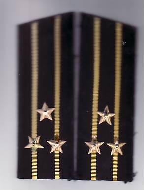 Epoleti      ofiter  marina ( capitan rangul  1 )  URSS unifirma de iarna foto