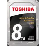 Hard disk Toshiba N300 8TB SATA-III 7200RPM 128MB Bulk