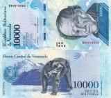 VENEZUELA 10.000 bolivares 13 decembrie 2017 UNC!!!