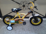 "Urban Cruiser / Wheel Work / bicicleta copii 12"" (2-5 ani)"