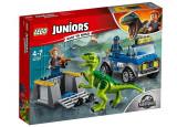 LEGO Juniors - Camionul de salvare al Raptorului 10757