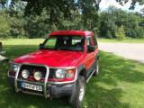 Mitsubishi pajero, Motorina/Diesel, SUV
