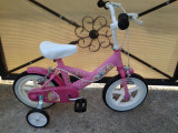 "Princess / Disney / bicicleta copii 12"" (2-5 ani)"