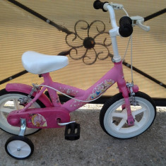 "Princess / Disney / bicicleta copii 12"" (2-5 ani), 1"