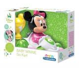 Masinuta de curse Minnie Mouse, Clementoni