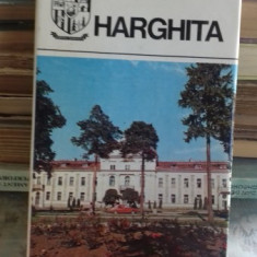 DIN COLECTIA JUDETELE PATRIEI - JUDETUL HARGHITA. MONOGRAFIE