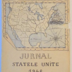 JURNAL (STATELE UNITE 1946) DE ANDRE MAUROIS