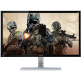 Monitor LED Acer Gaming RT280K 28 inch 4K 1 ms Black-Silver FreeSync, Mai mare de 27 inch