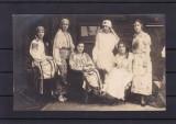 TINERE COSTUME POPULARE  ROMANESTI ASISTENTA MEDICALA CRUCEA ROSIE FOTO BARASCHY, Necirculata, Printata