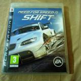 Joc Need for Speed Shift, NFS, original, PS3! Alte sute de jocuri!, Curse auto-moto, 3+, Single player, Ea Games