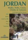 Jordan - Walks, Treks, Caves, Climbs and Canyons, Paperback