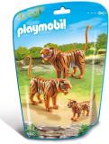 Playmobil City Life - Zoo, Familie de tigri