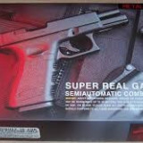 Pistol-GLOCK 23 -BLOW BACK-Repl Glock GES M.B.H. Austria-Airsoft