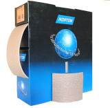 ROLA ABRAZIVA NORTON A275 #500 albastru inchis PE SUPORT HARTIE BURETAT STEARAT