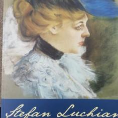 Stefan Luchian - maestrul artei grafice  romanesti