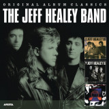 JEFF HEALEY OriginalL Album Classics (3cd)