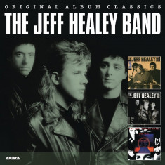 Jeff Healey Original Album Classics (3cd)