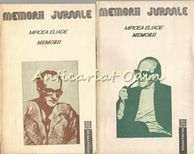 Memorii I, II - Mircea Eliade foto