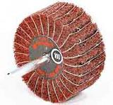 Perii lamelare radiale combinate cu tija 30x20x6 A60