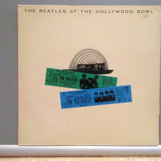 THE BEATLES - AT THE HOLLYWOOD BOWL - RAR ! (1977/ EMI /RFG) - Vinil/Impecabil