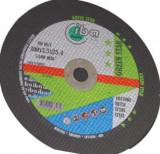 Disc abraziv de debitat 400x4,0 IBA pentru Metal
