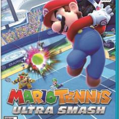 Mario Tennis Ultra Smash - Nintendo Wii U [SIGILAT] ID3 60146, Sporturi, 3+, Multiplayer
