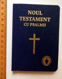 BIBLIE DE BUZUNAR  - NOUL TESTAMENT CU PSALMII - NEFOLOSITA