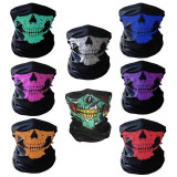 Masca protectie fata craniu, culoare mov, paintball, ski, motociclism